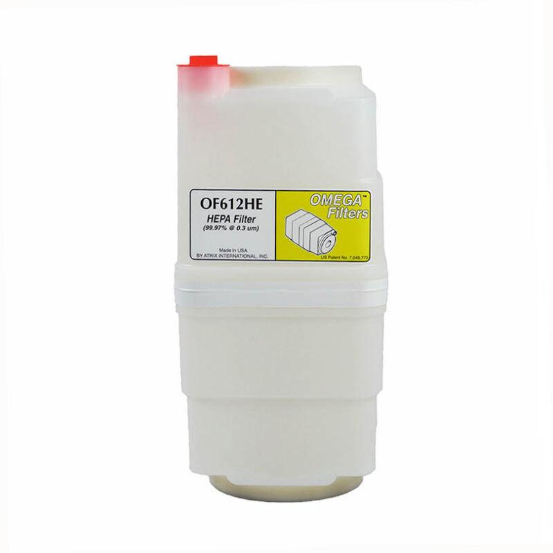Atrix Omega Supreme Plus VACOMEGASCT HEPA Vacuum Filters Comparable 3M SV-SPF1