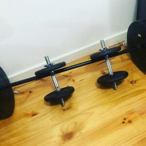 Dumbbell barbell weights