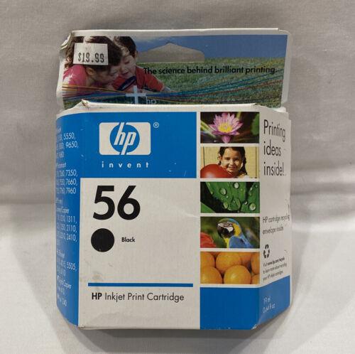 HP 56 Black Original Ink Cartridge-Expired 11/2005