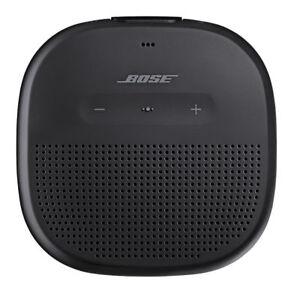 Bose-SoundLink-Micro-Schwarz-Soundsysteme