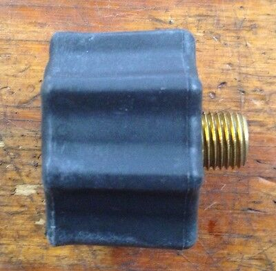 (Propane Cylinder Tank QCC Adaptor Black for Regulators )