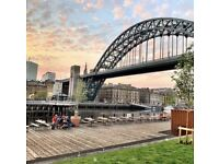 CityCentre&Quayside DoubleRoom with TV+Sofa+OwnFridge
