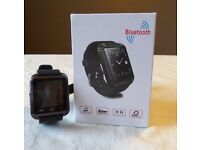 U8S Smart Bluetooth Wrist Watch for IOS and Android Smart Phones