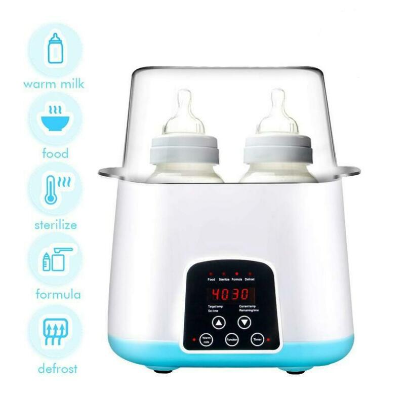 5 in 1 Smart Automatic Intelligent Thermostat Baby Bottle Wa