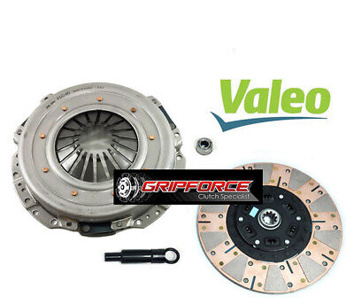 """VALEO-FX 11"""" DUAL FRICTION CLUTCH KIT w/o SLAVE 2005-2010 FORD MUSTANG GT 4.6L for sale  Brea"""