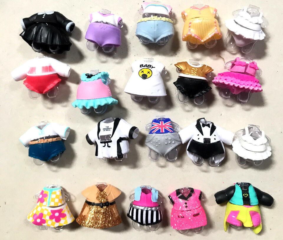 5PCS random lol Surprise Doll Series 3 Big sister Clothes children's Gift