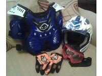 Kids quad gear