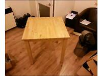 Ikea Wooden Table