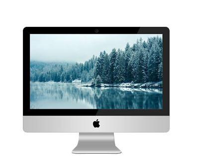 "Mid 2017 4K 21.5"" iMac 3.4GHz i5/8GB/1TB Fusion/Radeon Pro 560/macOS MNE02LL/A segunda mano  Embacar hacia Argentina"