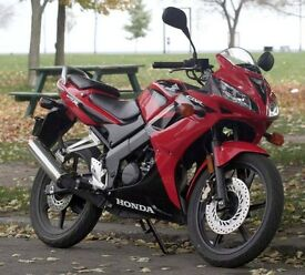 Excellent Condition - Honda CBR 125r Super Sports 2008