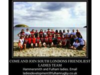 Hammersmith and Fulham women's rugby club
