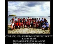 Sw6 ladies rugby club