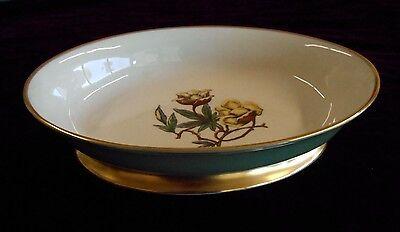 Flintridge Avalon Sage Green Gold  10