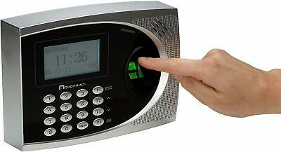 Acroprint0 01-0250-000 Timeqplus Biometric Proximity Time And Attendance System