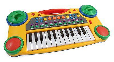 "Electronic Organ Music Keyboard for Kids - 16"", New, Free Shipping"