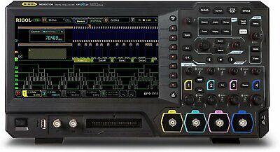 Rigol Mso5104 - Four Channel 100 Mhz Digitalmixed Signal Oscilloscope