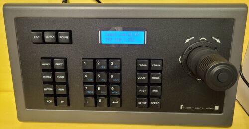 LEFTEK K2016V1 Network controlling keyboard 4 dimensional joystick controller