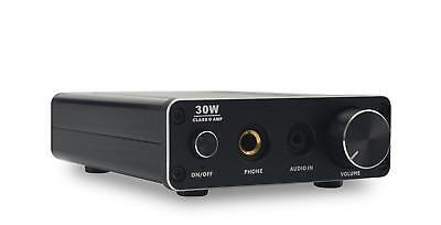 Design HiFi Verstärker DJ PA Amplifier Mini Amp Stereo Endstufe Preamp 2 x 15W (Dj Preamp)