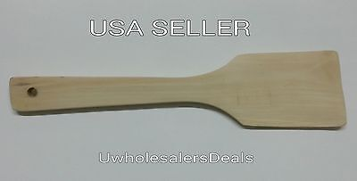 Wooden Spatula for Cooking - Wood Spatula Spoon Kitchen Tools Utensils NEW Wood Kitchen Spatula