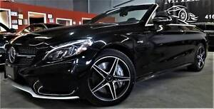 2018 Mercedes Benz C43 AMG 4MATIC CLEAN CARFAX 1 OWNER