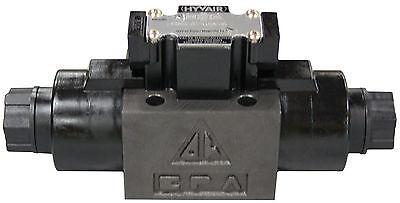 Hyvair D05 Valve D05s-2c-12d-35 Double Solenoid Hydraulic