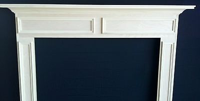 Fireplace -Mantel Surround P/G QUICK SHIP 48 wide x 42 height inside
