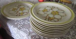12 Beige China Dinner Plate Kilncraft Carracas SY-6015 Japan Northcote Darebin Area Preview