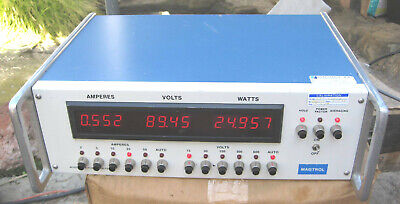 Magtrol 4612b-01 Multi-range Digital Power Analyzer