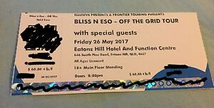 BLISS N ESO EATONS HILL Lockyer Waters Lockyer Valley Preview