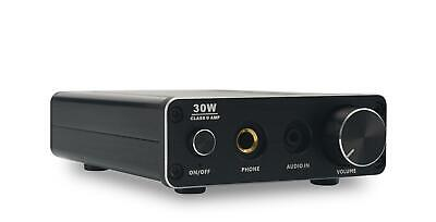 B-WARE Design HiFi Verstärker DJ PA Amplifier Mini Stereo Endstufe Preamp 2x 15W (Dj Preamp)