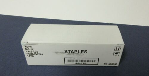 KQHN MS-5C 4448-121 staples Three containers included