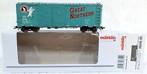 Marklin-45645-05-USA-Box-car-kortkoppelingen-speciaal