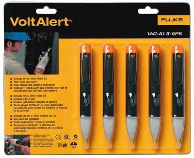 Fluke 1ac Ii Voltalert Voltage Detector 5-pack