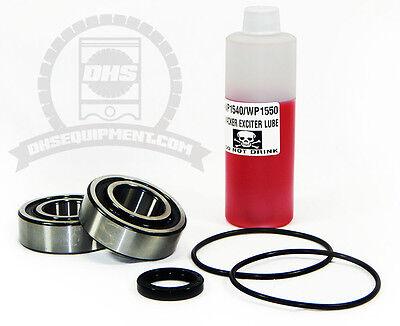 Wacker Wp1550 Wp1540 Plate Compactor Oem Exciter Repair Kit 73427 88848 88846