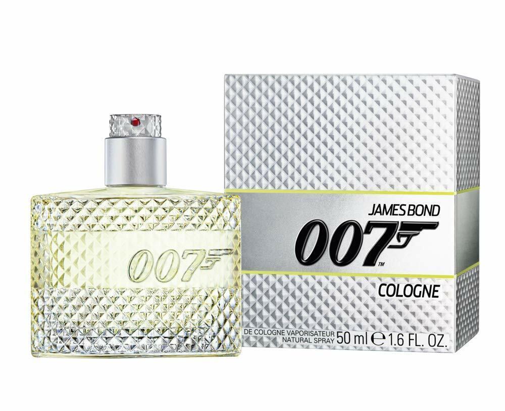 James Bond 007 Eau de Cologne für Herren for Men 50ml Spray