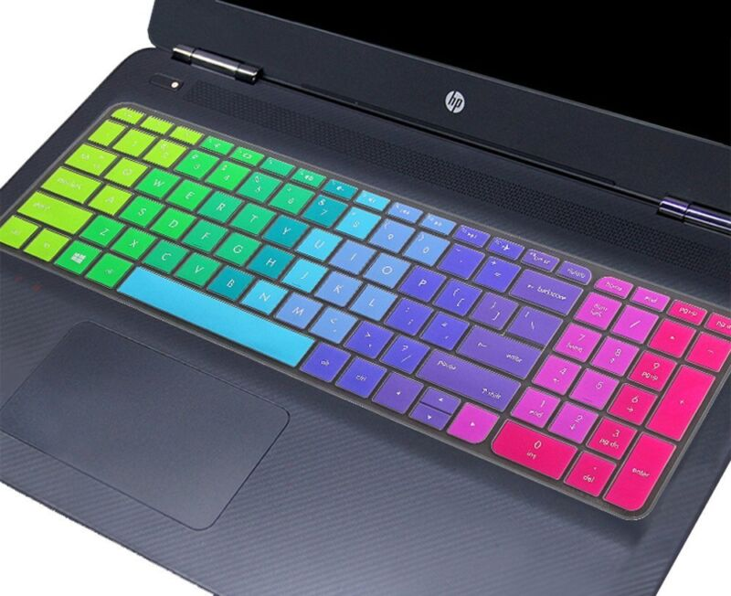 Waterproof Silicone Keyboard Cover Skin Protection For HP Pa