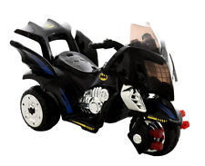 Batman 6V Rido On Bat Bike With Forward And Reverse Gears For 3 Years+