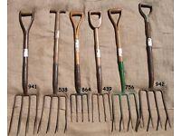 WANTED garden fork
