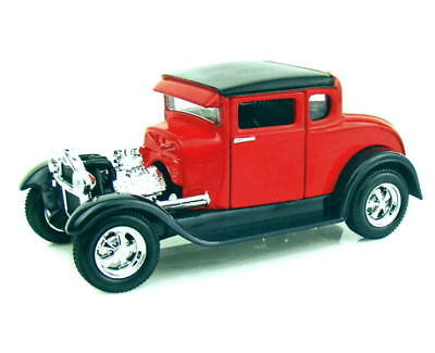 1929 Ford Model A Coupe MAISTO SPECIAL EDITION Diecast 1:24 Scale Red