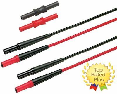 Fluke Tl221 Premium Test Lead Extension Kit For Test Probe Tp220 Usa Seller