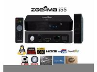 **NEW ZGEMMA I55 IPTV OPENBOX ONLY - FAST DUAL CORE ** £65 - NO DISH REQUIRED