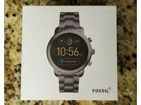 Fossil smart watch FTW4001