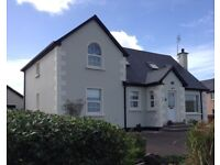 Dunfanaghy available 7/July until 14 July.Sea view ,5 min from village .