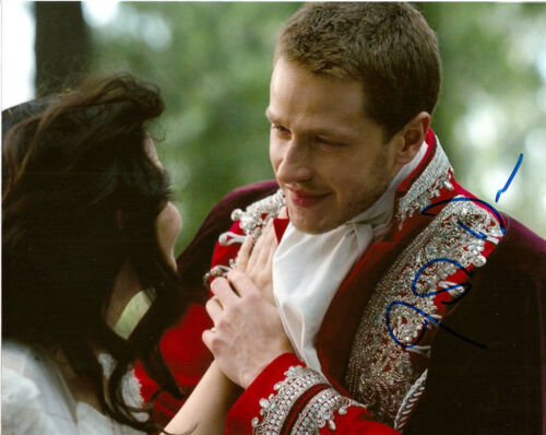 Josh Dallas Once Upon A Time Autographed Signed 8x10 Photo COA B1