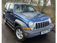 Jeep Cherokee 2.8 CRD SPORT 4WD 4x4 Diesel ***LOW MILEAGE DIESEL*****FEBRUARY SALE PRICES REDUCED**