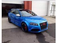 2011 61 AUDI RS3 2.5T 430BHP
