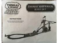 Thomas Shipwreck Rails Set Trackmaster