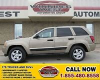 2005 Jeep Grand Cherokee Laredo Trail Rated Edition 4x4, Loaded