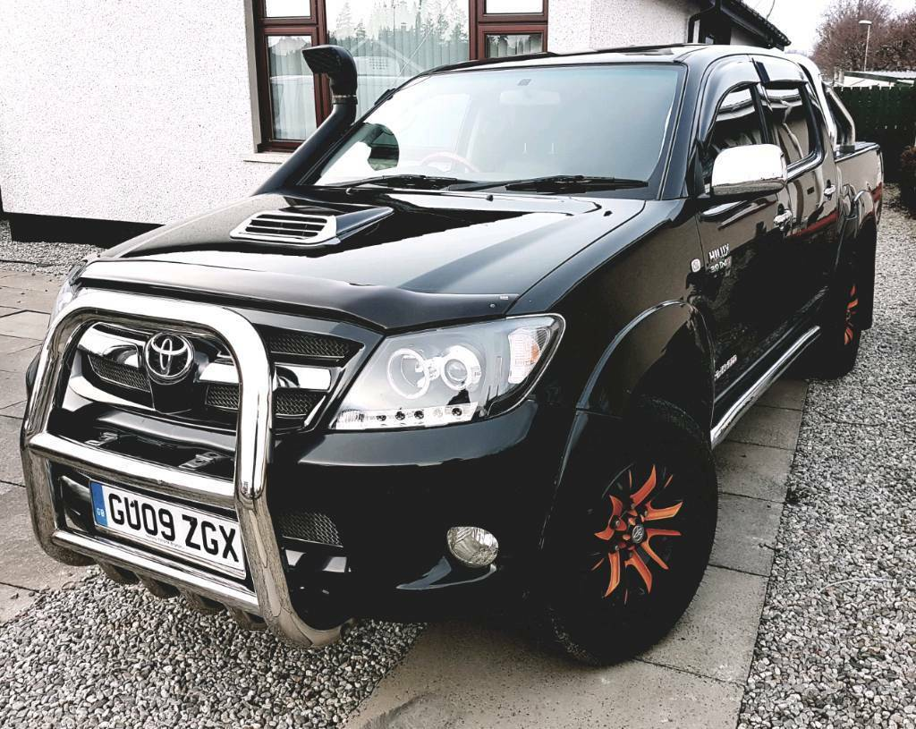 TOYOTA HILUX INVICIBLE 200 LIMITED EDITION!!! FULL SPEC!!! NO VAT!!! | in  Inverness, Highland | Gumtree