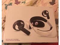 Dell Mixed Reality Headset + controllers **sealed** brand new